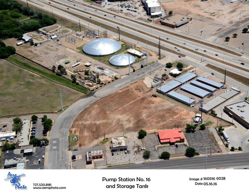 Pump Station 16